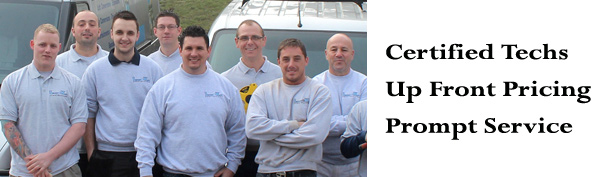 our Franklin, Massachusetts  restoration team